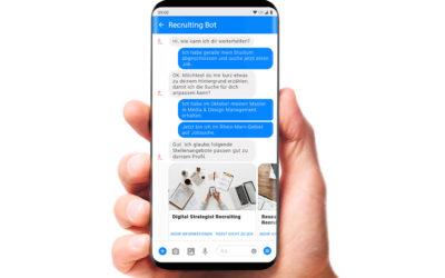 CATS: LOEWE-Forschungsprojekt zu Chatbot-Systemen im Personalrecruiting startet